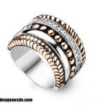 Imágenes de anillos de plata