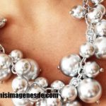 Imágenes de collares de perlas