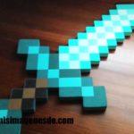 Imágenes de espada Minecraft