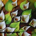 Imágenes de flores de eva