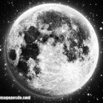 Imágenes de fotos de la luna