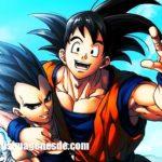 Imágenes de Goku y Vegeta