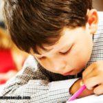 Imágenes de niños estudiando