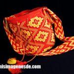 Imágenes de mochilas Wayuu