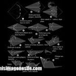 Imágenes de origami paso a paso