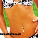 Imágenes de piercing en el ombligo