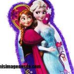 Imágenes de piñatas de Frozen