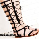 Imágenes de sandalias romanas