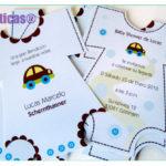 Imágenes de tarjetas para baby shower