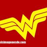 Imágenes de Wonder Woman logo