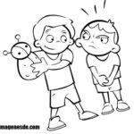 Imágenes de dibujos de niños