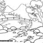 Imágenes de dibujos de paisajes