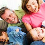 Imágenes de familia feliz