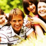 Imágenes de familias felices
