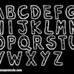 Imágenes de alfabeto completo